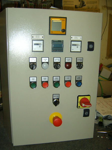 Control Panels Electrical Systems Bucking Bronco